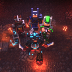 Cross-Platform Play Comes to Minecraft Dungeons