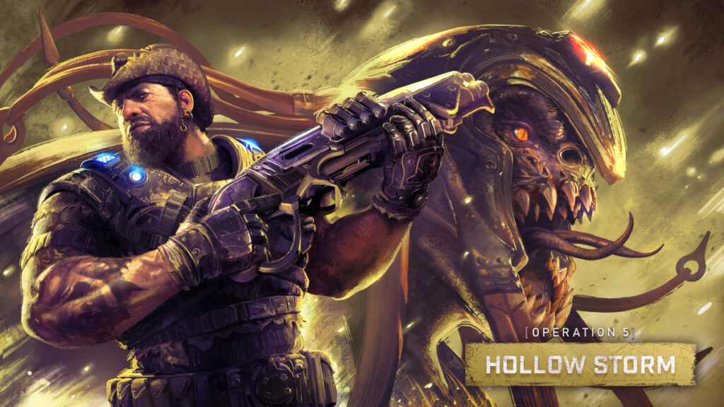 Gears 5: Multiplayer Relaunches Today with Operation 5: Hollow Storm, Twice the Content Since Launch