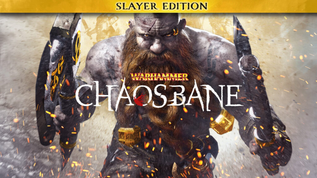 Fight against Chaos on Xbox Series X|S with Warhammer: Chaosbane
