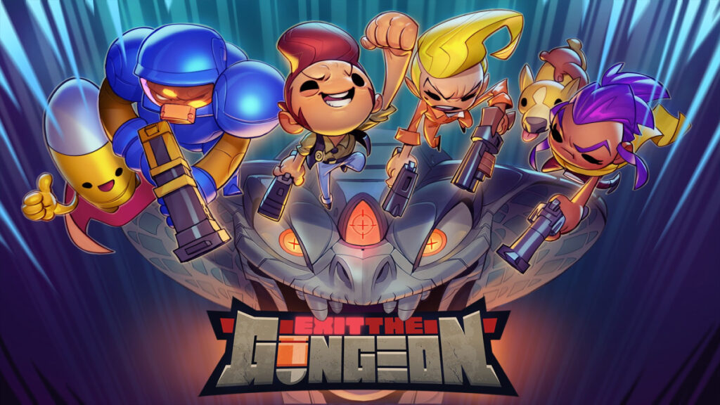 Exit the Gungeon Reloads on Xbox One