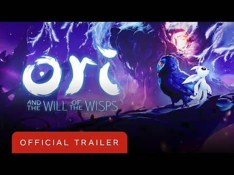 Ori and the Will of the Wisps - Official Xbox Series X and S Trailer