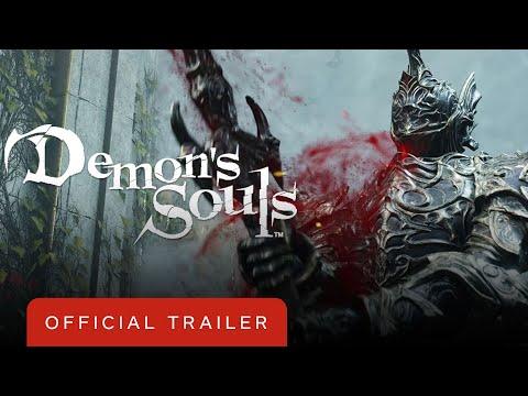 Demon's Souls - Official PS5 Launch Trailer