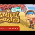 Animal Crossing: New Horizons - Exploring November Trailer