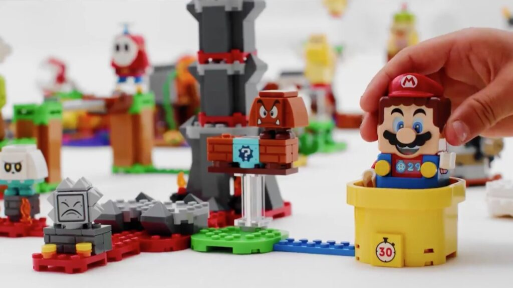 Nintendo Reveals Even More LEGO Super Mario Sets And Character Packs For 2021