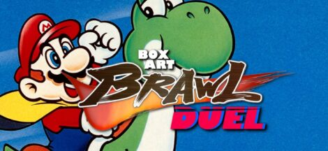 Poll: Box Art Brawl #68 - Super Mario World