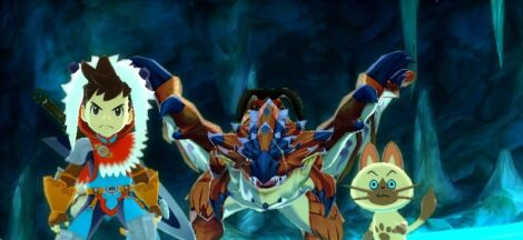"Capcom Has ""No Plans"" Right Now To Bring The Original Monster Hunter Stories To Switch"