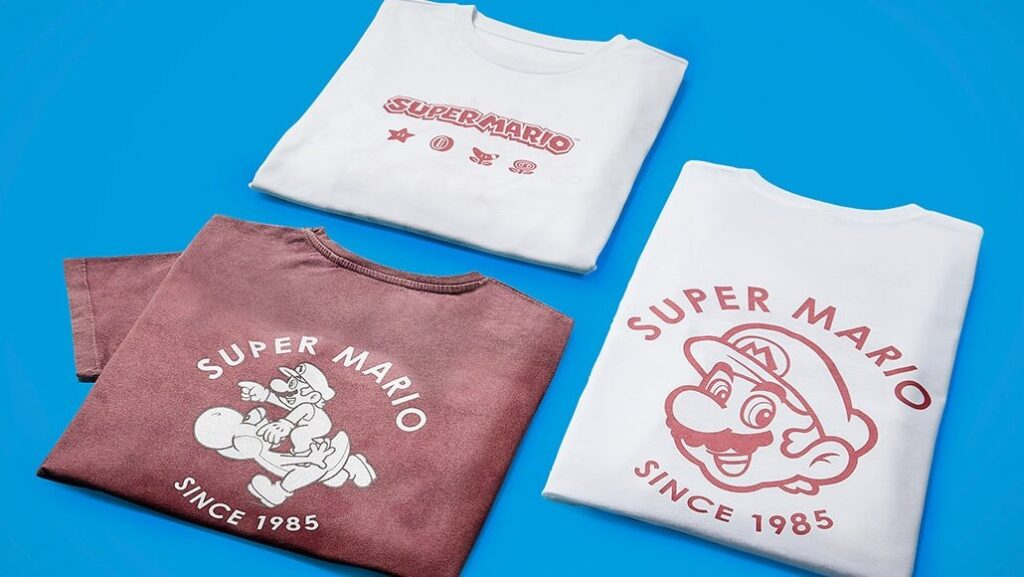 Zavvi Launches Limited 'Mario 1985' Clothing Range, And We Have Discounts For You
