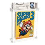 Sealed Copy Of Super Mario Bros. 3 Sells For $156,000