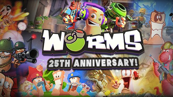 Team17's Worms Series Celebrates Its 25th Anniversary