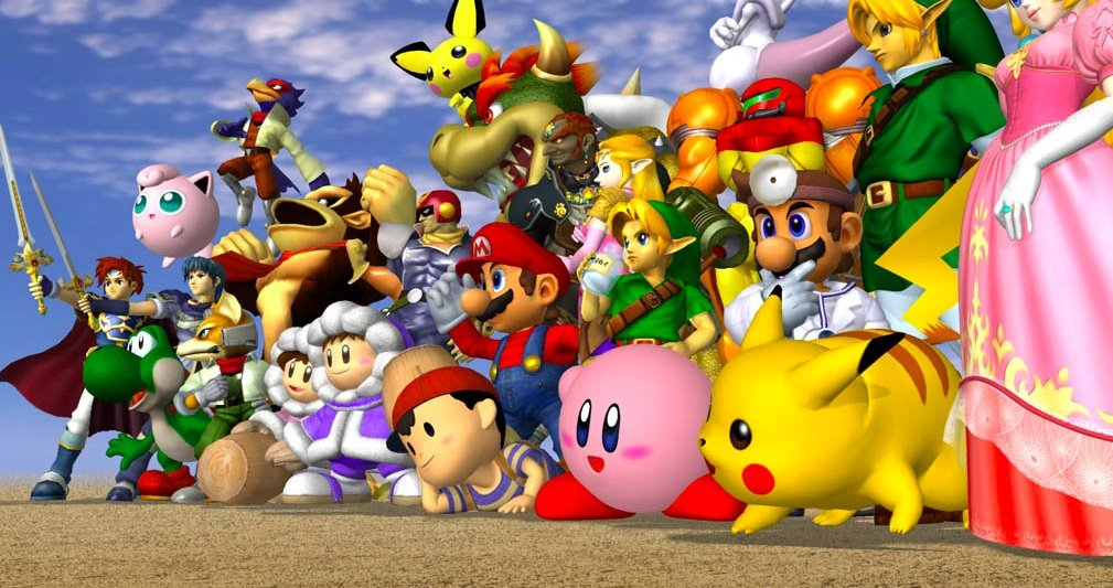 Smash Comp The Big House Cancelled After Cease And Desist From Nintendo