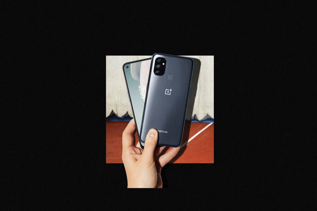 The OnePlus Nord N100 actually does have a 90Hz display